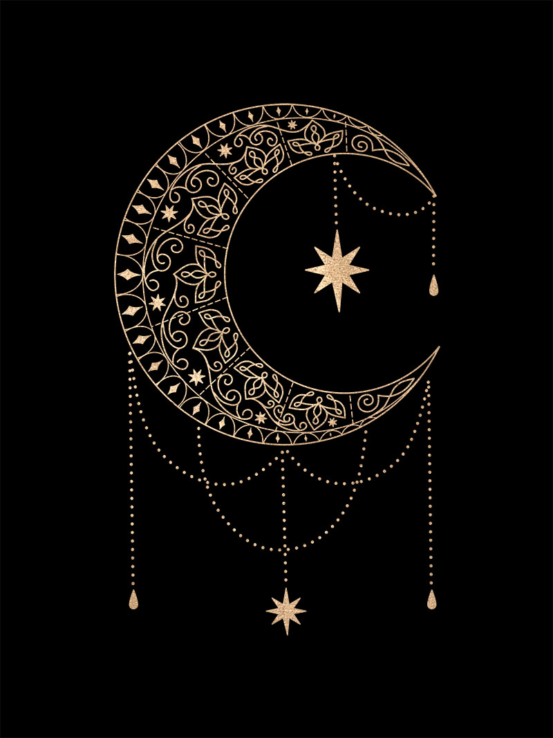 Moon Lighting   Scroll and Quill Studios